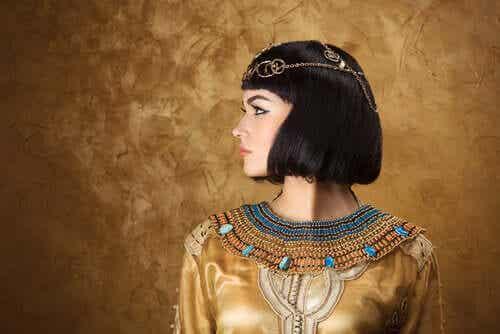 Cleopatra e il declino dei faraoni