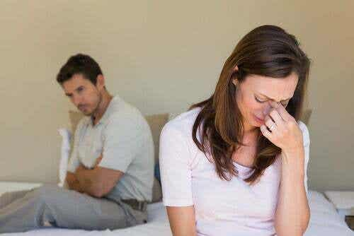 Crisi in una coppia stabile