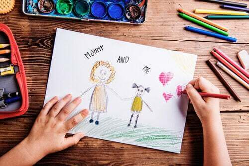 Disegni dei bambini: finestra sul mondo interiore