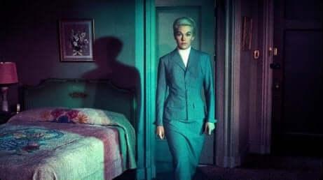 La donna che visse due volte, trasformazione di Judy in Madeleine.
