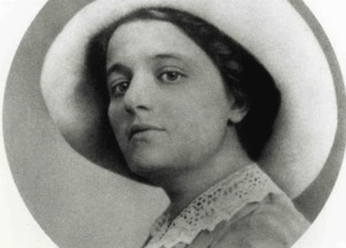 Helene Deutsch.