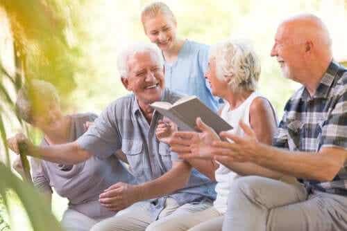 I super anziani: fenomeno inspiegabile