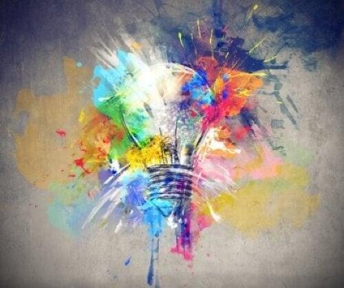 Creatività e colori.