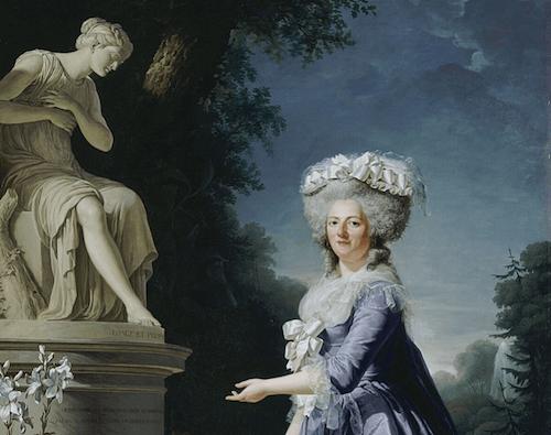 Ritratto di Victorie-Louise.