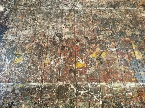 Jackson Pollock: genio del pensiero Janusiano
