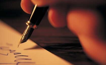 Scrivere a mano: il potere è nei dettagli