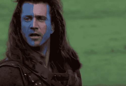 Braveheart, un'ode alla libertà