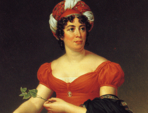 Madame de Stäel: la donna più temuta da Napoleone