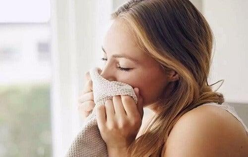 L'odore del partner ha un effetto rilassante sul cervello