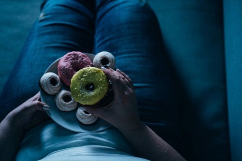 Abitudini alimentari e sintomi depressivi