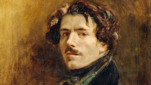 Eugène Delacroix, la sensualità esotica in pittura