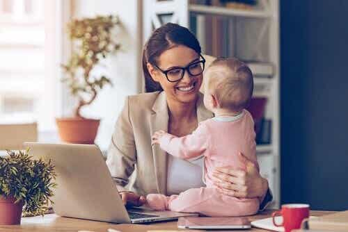 Lavorare da casa: conciliare vita privata e professionale