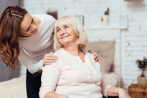 Aiutare il caregiver con la psicoeducazione