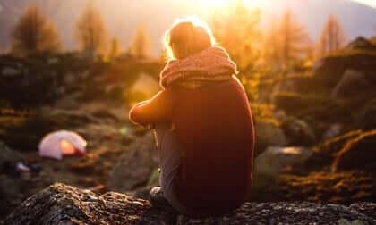 Il contrario della depressione non è la felicità