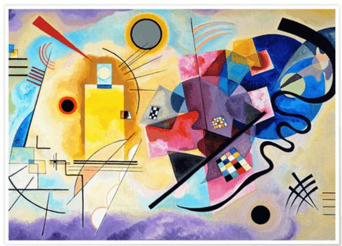 Wassily Kandinsky, una vita attorno al colore