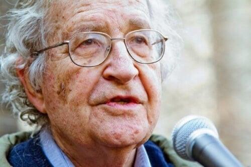 La teoria linguistica di Noam Chomsky
