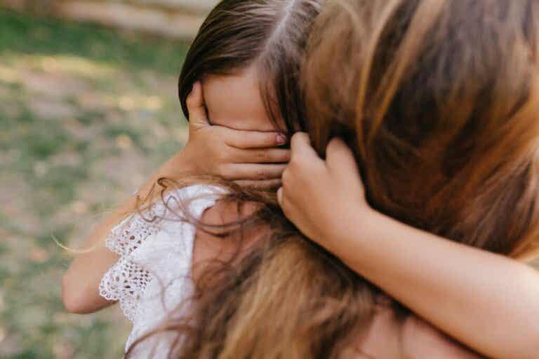 Aiutare il bambino a superare un trauma
