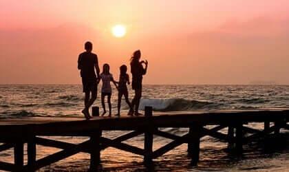 Famiglie resilienti: i legami forti consentono di crescere