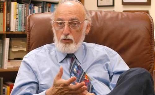 John Gottman durante un'intervista.
