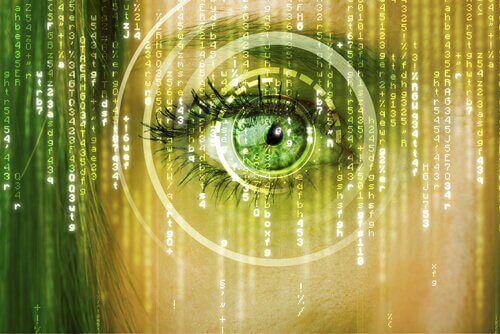 Occhio di Matrix.