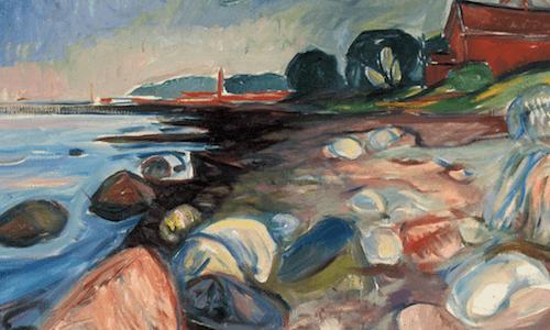 Edvard Munch: 5 frasi su cui riflettere
