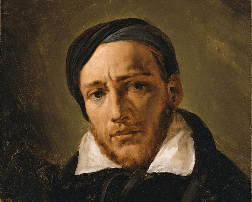 Théodore Géricault, l'artista di un naufragio