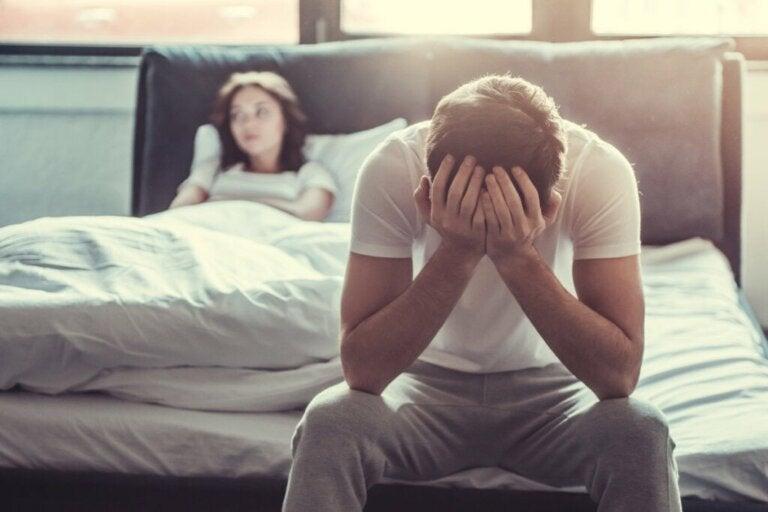 L'eiaculazione precoce: cause psicologiche