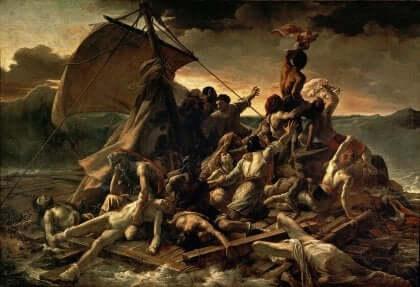 L'opera più importante di Théodore Géricault.