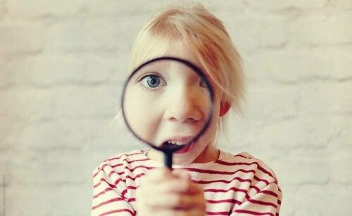 La curiosità della mente umana