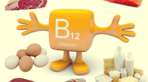 Deficit di vitamina b.