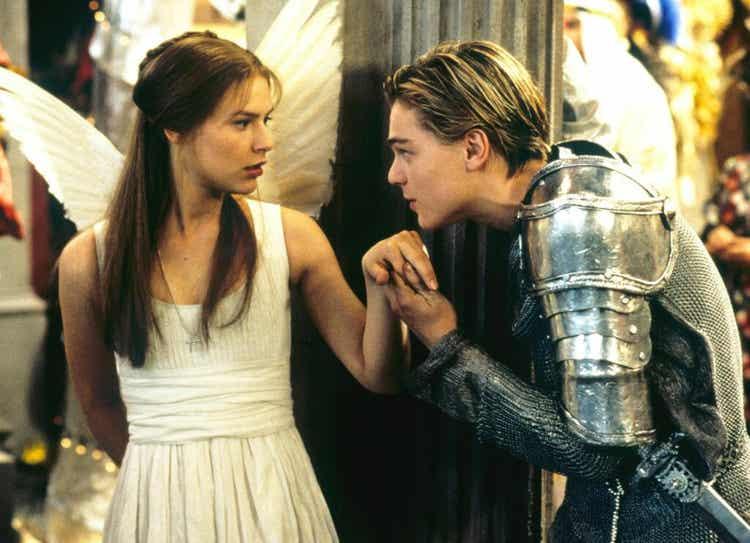 Giulietta a e Romeo.