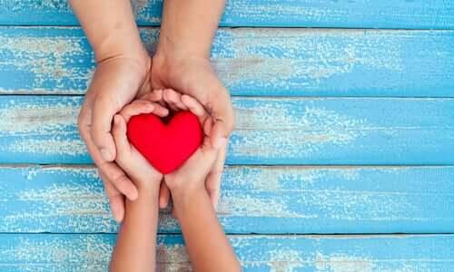 Sviluppo dell'autostima nel bambino