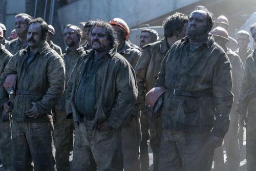 Immagine tratta dalla serie Chernobyl.