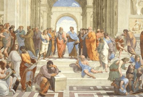 I filosofi greci e alcune loro frasi meravigliose