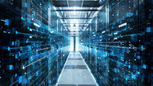 Passaggio di dati e algoritmi.
