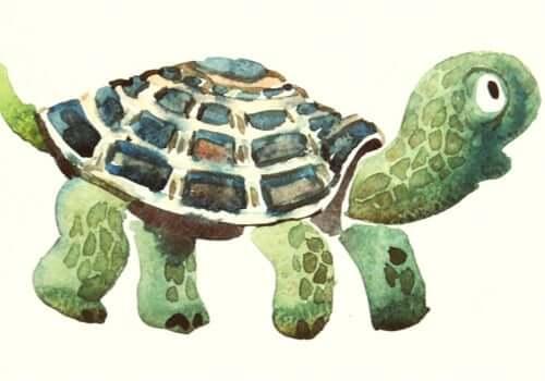 Tecnica della tartaruga per i capricci dei bambini