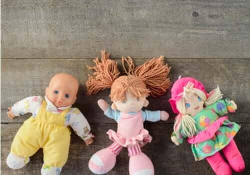 Terapia della bambola per la demenza