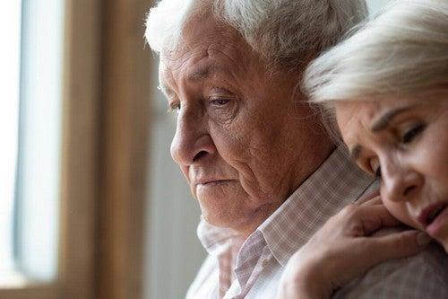 La paura della morte da anziani