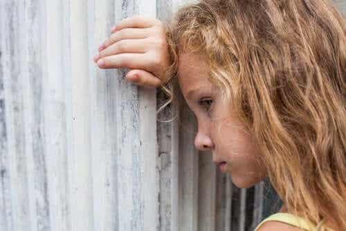 Trattamento dell'ansia nel bambino