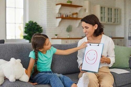 Idee per insegnare la assertività ai bambini.