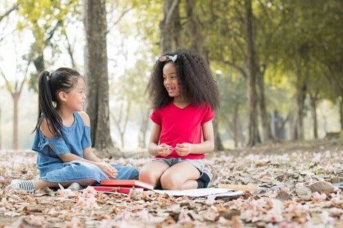 Insegnare l'assertività ai bambini
