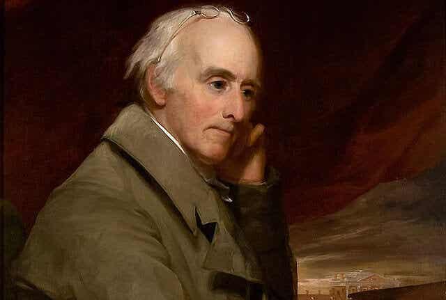 Dipinto di Benjamin Rush.