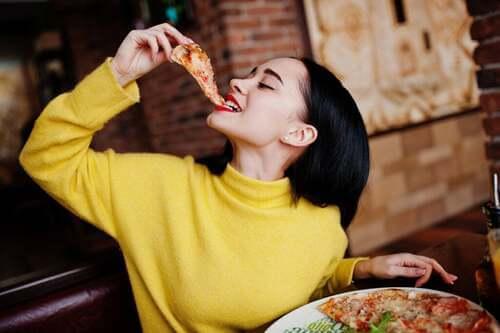 Il modo di mangiare definisce la personalità