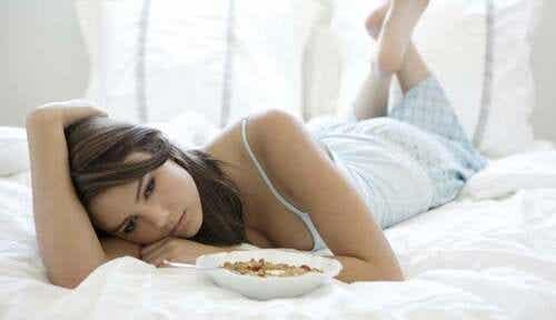 Depressione e disturbi alimentari, comuni in tempi di crisi