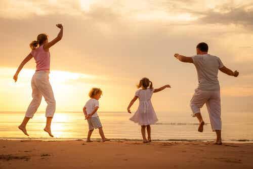 Attività estive per tutta la famiglia in spiaggia.