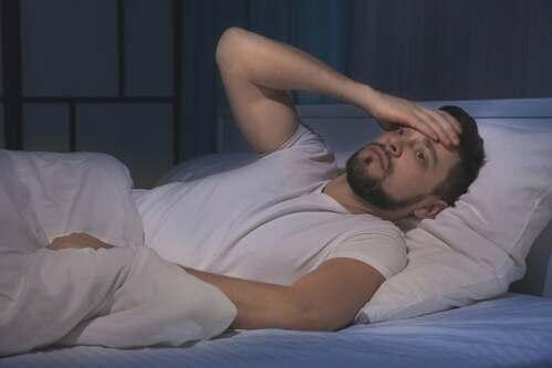Lo stress influisce sul sonno