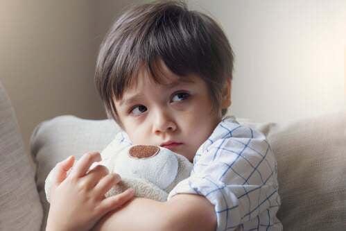 Disturbo d'ansia generalizzato nel bambino