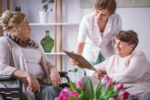 Scegliere la casa di riposo per anziani