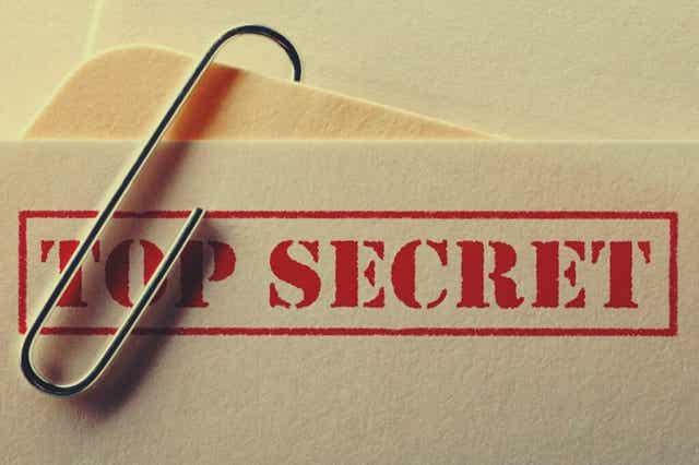 Dossier segreto