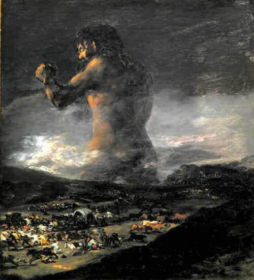 Francisco Goya, il colosso.